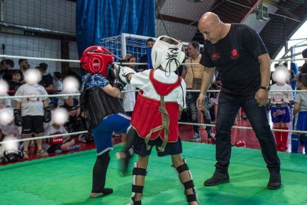 Bambini Potenza Combat Event 2016 - Sport da Combattimento