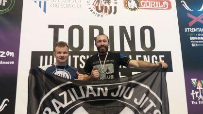 Torino Jiu Jitsu Challange 2017 - Alfredo Falconieri - Oro