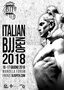 Italian BJJ Open 2018