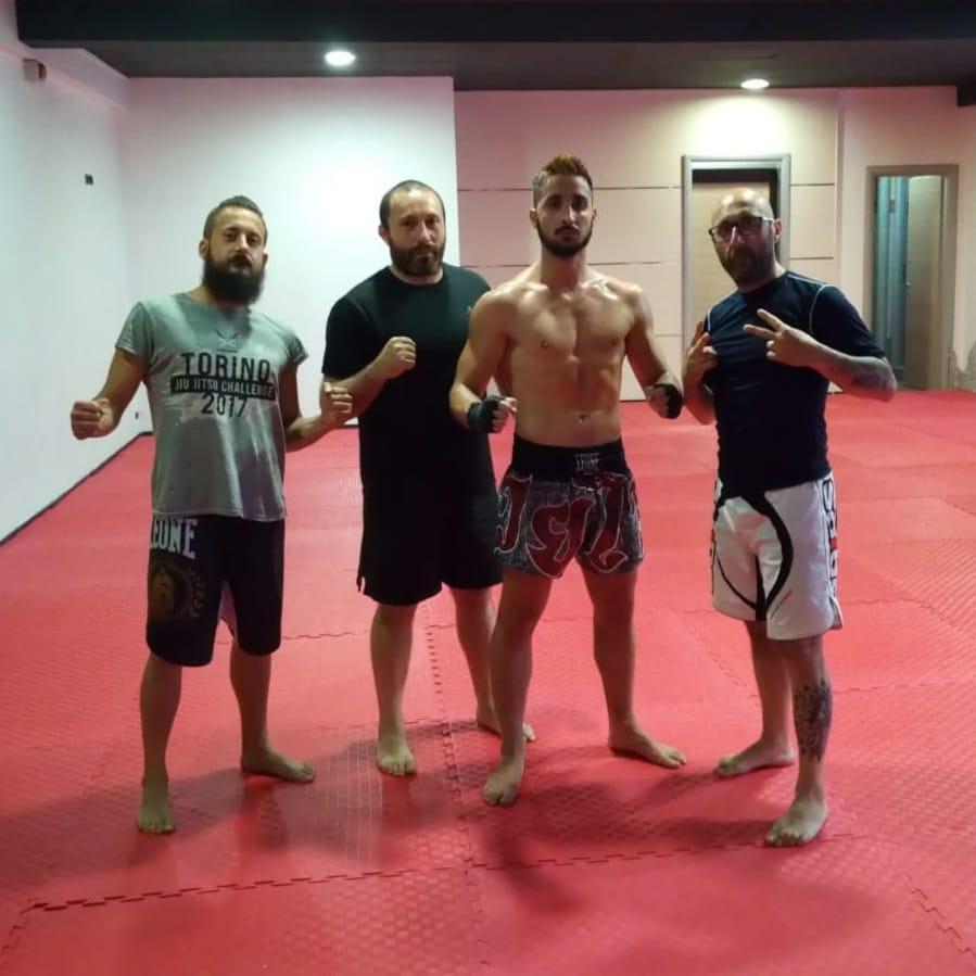 Domenico Colucci MMA Pro Fighter