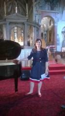 Marilinda Berto a San Fermo Verona