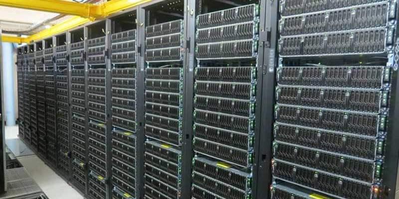 Dell supercomputer