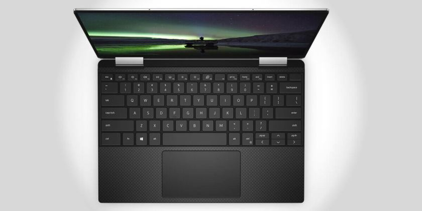 Dell XPS 13 2 in one touch version