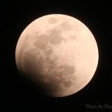 【Photo】皆既月食を、撮影してみました!| Acca