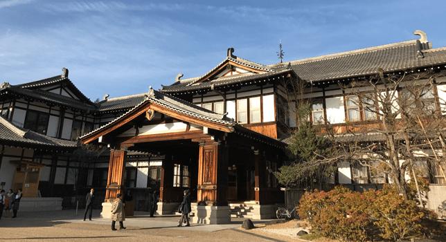 奈良ホテルで、若草山の山焼きを見てきました!| Acca's Website