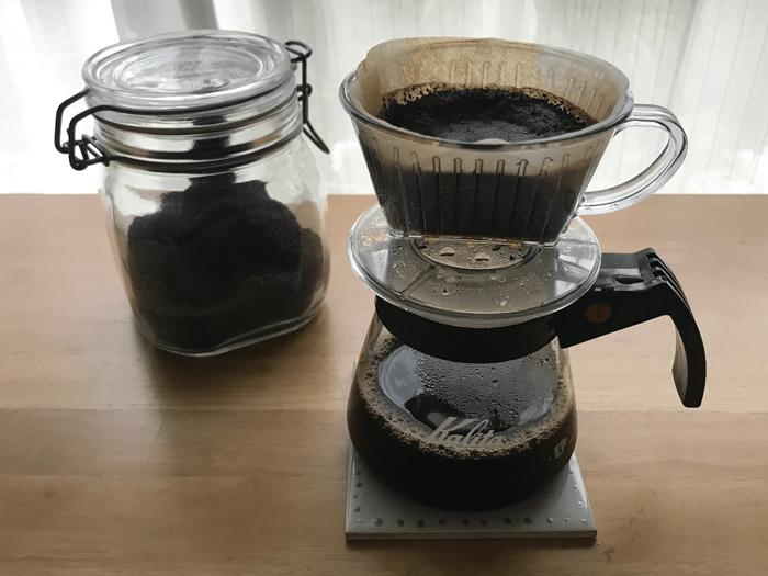 ハンドドリップで、コーヒーを淹れてみました。| Acca's Website