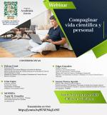 Webinar Compaginar vida científica y personal – Academia Joven