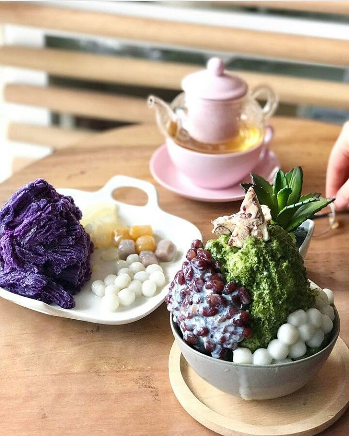 Photo grabbed from The Dessert Kitchen Facebook Page.