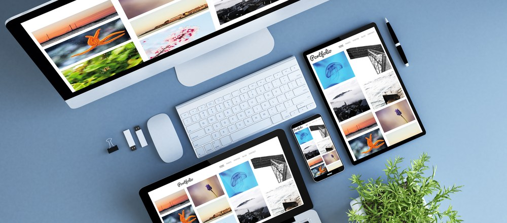Responsive Web Design by Acceler8 Media