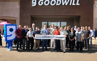 Goodwill of Central & Northern Arizona Holds Ribbon Cutting in Chandler, AZ 3