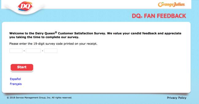 DQFanSurvey Homepage