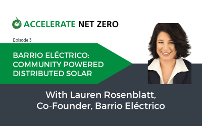 Barrio Electrico: Community Powered Distributed Solar