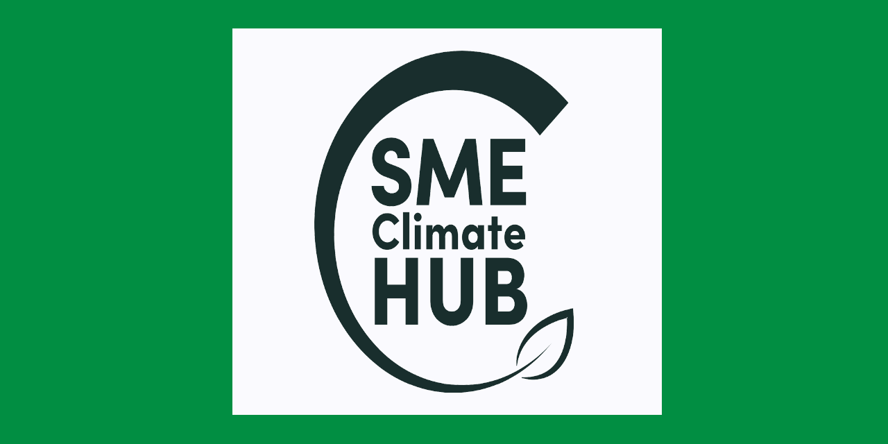 SME Climate Hub: Climate Change Action Tools for Small & Medium Businesses