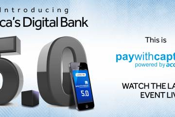 pay with capture 5.0 launch event