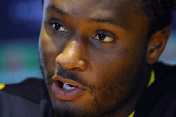 Mikel Obi is hottie of the week