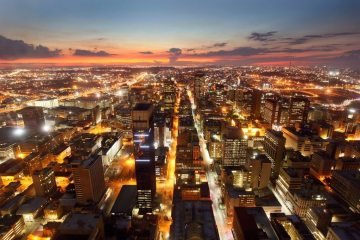 johannesburg in 3 days