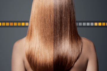 hair kitchen toning