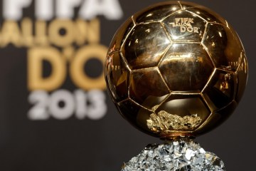 fifa 2016 ballon d'or shortlist