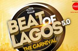 Were You At The Beat of Lagos 2016 (The Carnival)?