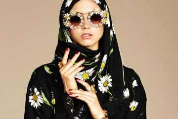 We're Kind of Obsessed With Designer Hijabs