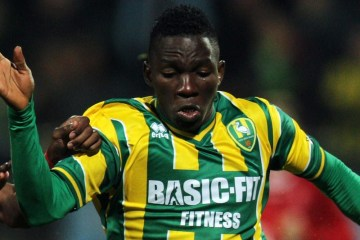 Omeruo Wins Sports Personality Of The Year Award