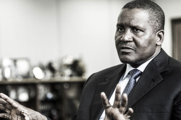 Dangote Group Opens Truck Assembly Plant In Lagos