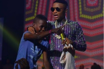 wizkid and ahmed