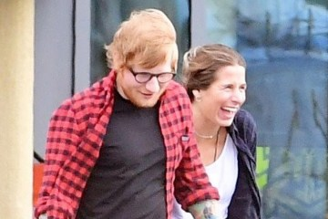 ed sheeran and cherry seaburn