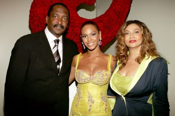 beyonce and her parents