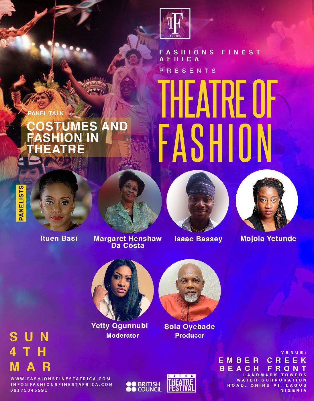 theatre of fashion