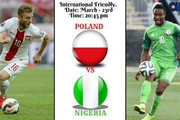 poland vs super eagles
