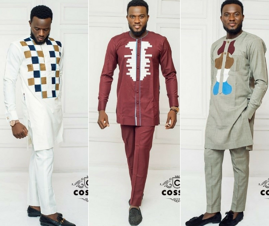 The Collection Introduces A Fresh Take On Wearing Native Attires For That Modern Nigerian Man Who Embraces Style And Wishes To Stay True His Culture