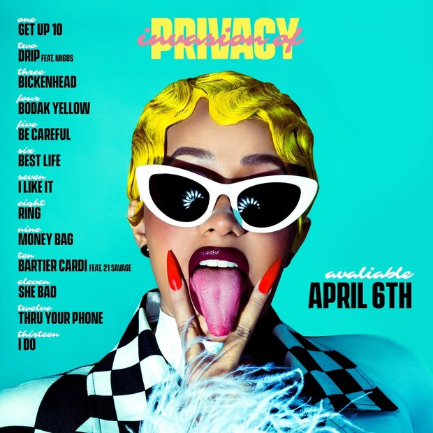 Image result for invasion of privacy by cardi b