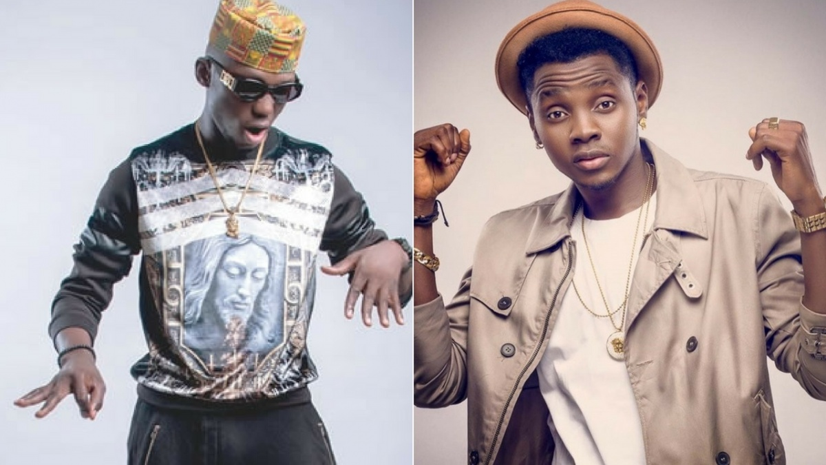 dj spinall and kiss daniel