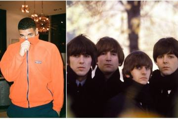 drake the beatles