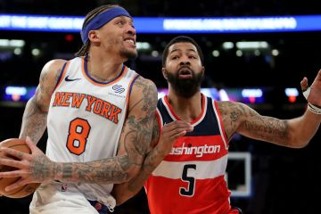 new york knicks and washington wizards