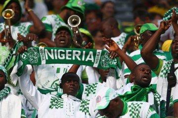 super eagles fans