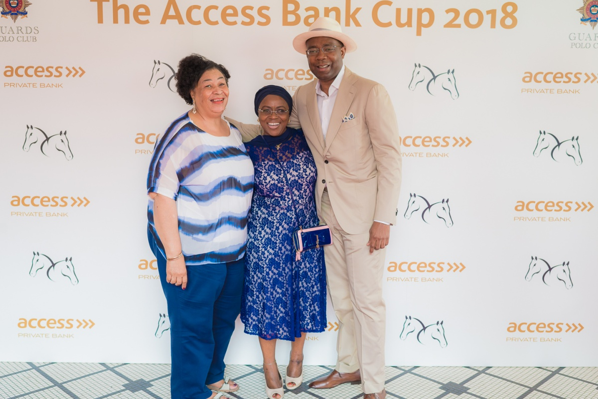 access bank polo 2018