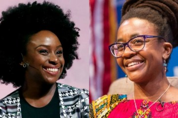 chimamanda adichie and nnedi Okorafor