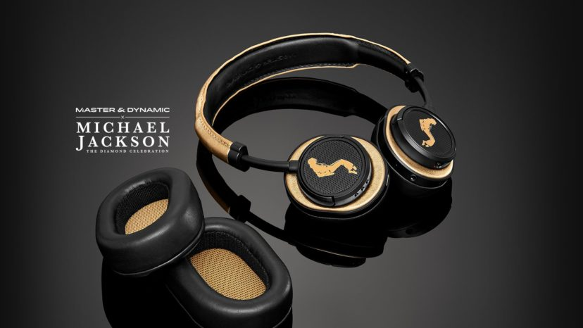 michael jackson headphones