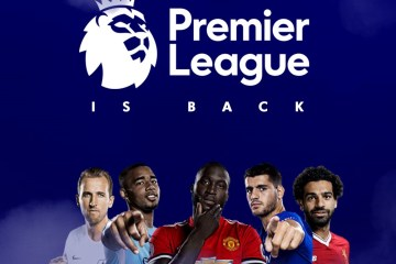 premier league image
