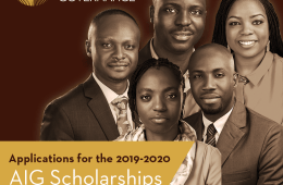 aig scholarship application