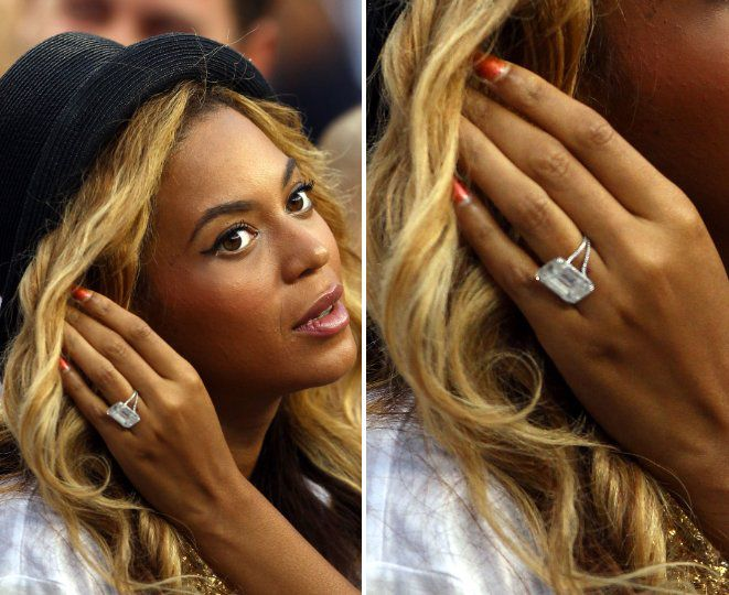 beyonce's ahnds