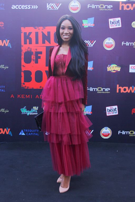 Kemi adetiba's king of boys