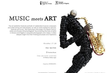 music meets art