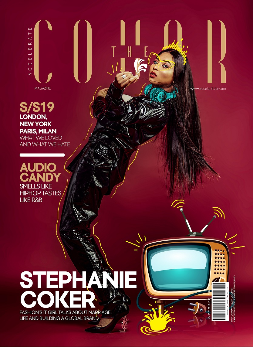 The Cover _October stephanie coker