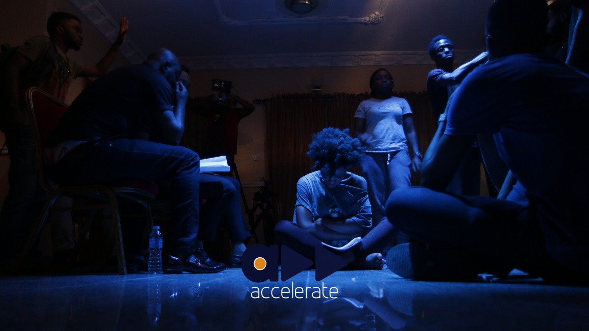 accelerate filmmaker project