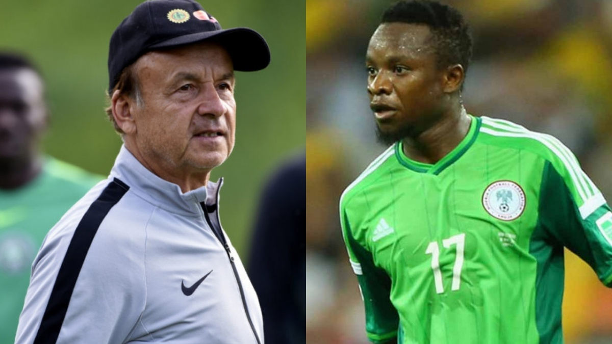 gernot rohr and ogenyi onazi
