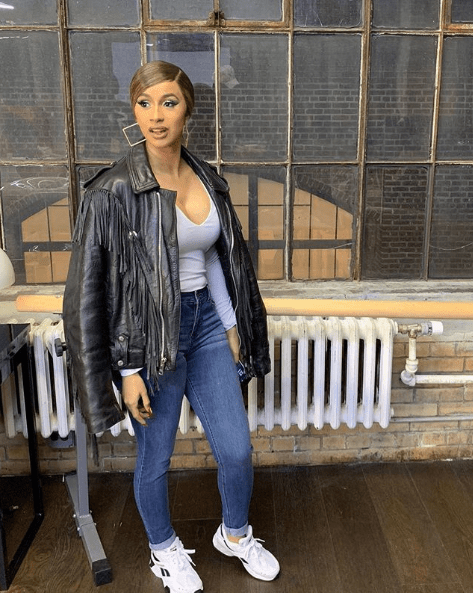 65de2e37149417 Cardi B Set To Bring Arztek Sneakers To Life In New Reebok Collaboration