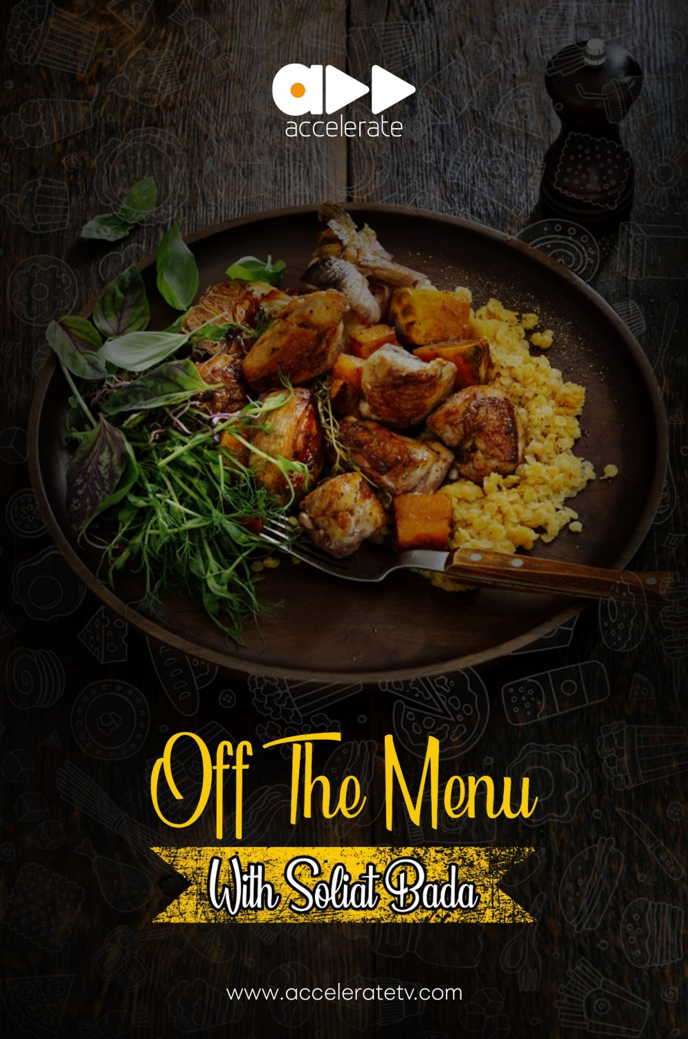 off the menu poster